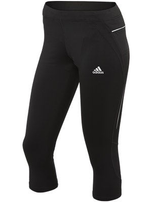 adidas Women's Sequencials 3/4 Tight Black