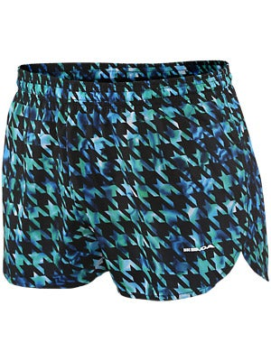 BOA 1inch Elite Split Leg Print Short Herring
