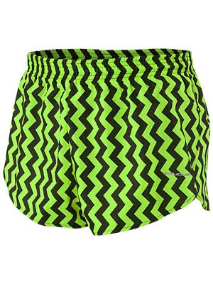 BOA 1inch Elite Split Leg Print Short Quake