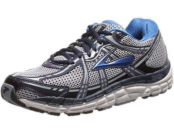 Brooks Addiction 11 Men's Shoes Silver/Tradewinds