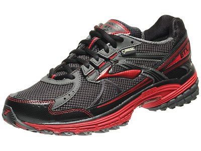 Brooks Adrenaline ASR 10 GTX Men's Shoes Black/Anth