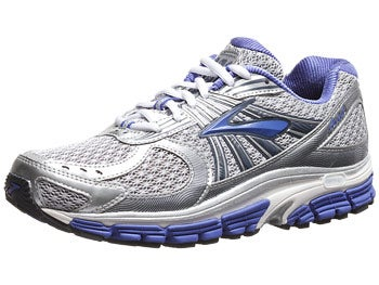 Brooks Ariel 2012 Women's Shoes Silver/Blue