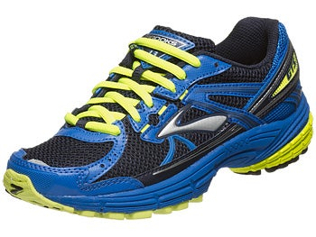 Brooks Kids Adrenaline GTS Boy's Shoes Blue/NightLife