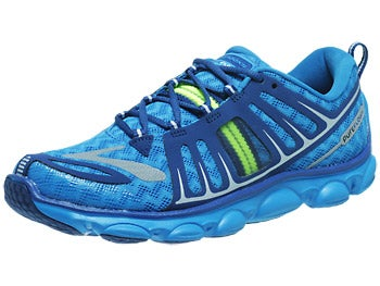 Brooks Kids PureFlow 2 Boy's Shoes Blue