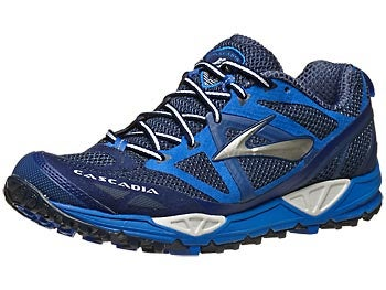 Brooks Cascadia 9 Men's Shoes Blue/Electric/Blue