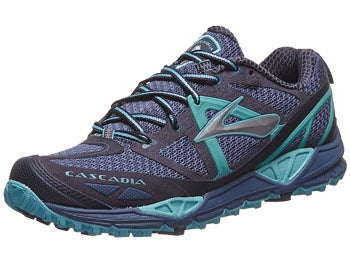 Brooks Cascadia 9 Women's Shoes Indigo/Midnight/Blue