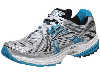 Brooks Defyance 6 Women's Shoes Blue/Silver/Black