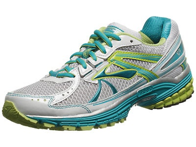 Brooks Defyance 7 Women's Shoes Caribbean/White