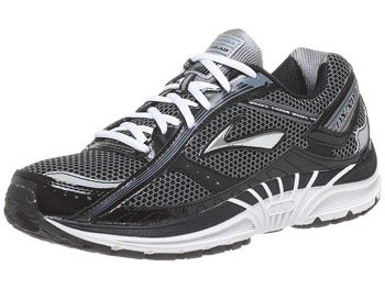Brooks Dyad 7 Men's Shoes Black/Silver/Pavement