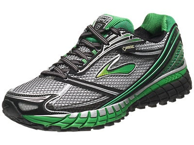 Brooks Ghost 6 GTX Men's Shoes Anth/Blk/Sil