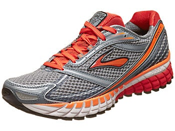 Brooks Ghost 6 Men's Shoes Pavement/Silver/Orange