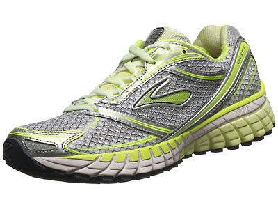 Brooks Ghost 6 Women's Shoes Lime/Silver/Green