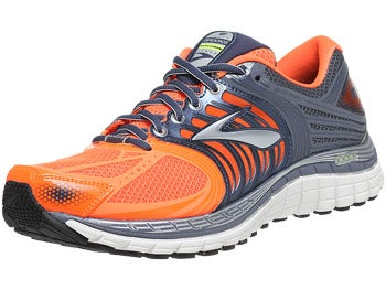 Brooks Glycerin 11 Men's Shoes Orange/Denim/Silver