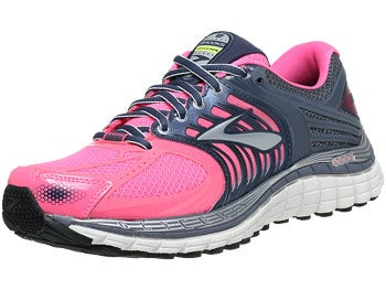 Brooks Glycerin 11 Women's Shoes Pink/Denim/Silver