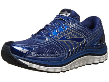 Brooks Glycerin 12 Men's Shoes Blue/Blue/Silver