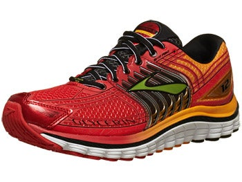 Brooks Glycerin 12 Men's Shoes Red/Orange/Black