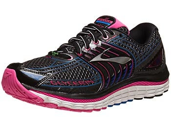 Brooks Glycerin 12 Women's Shoes Anthracite/Black/Pink