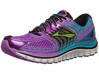 Brooks Glycerin 12 Women's Shoes Purple/Capri/Black