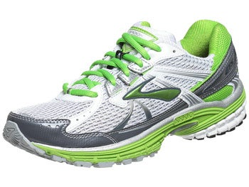 Brooks Adrenaline GTS 13 Women's Shoes Green/Silv