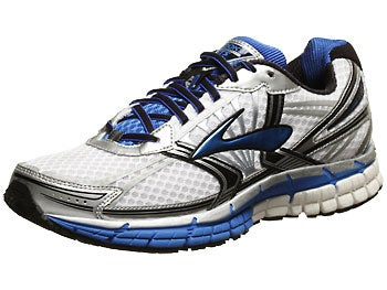 Brooks Adrenaline GTS 14 Men's Shoes Wht/El/Sil