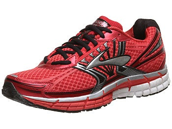 Brooks Adrenaline GTS 14 Men's Shoes Red/Black/Silver