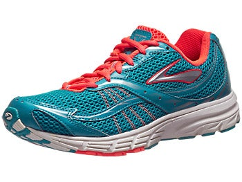 Brooks Launch Women's Shoes Caribbean/Silver/Coral