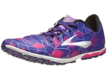 Brooks Mach 16 Women's Spikes Azaia/Lavender/Blue