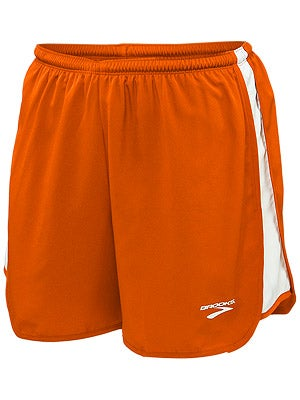 Brooks Men's Curved Side Panel Short