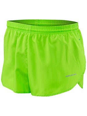 BOA Men's 1inch Elite Split Leg Short Neon