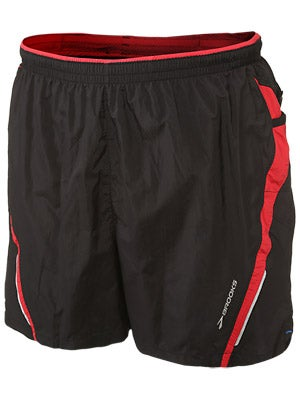 Brooks Men's Infiniti Notch Short II Black/Americana