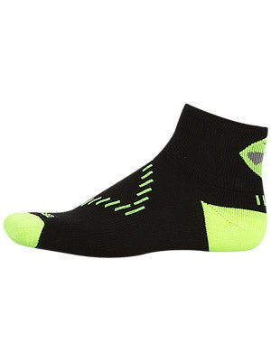Brooks Nightlife Quarter Socks
