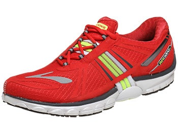 Brooks PureCadence 2 Men's Shoes Red/Nightlife/Silver