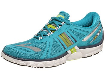 Brooks PureCadence 2 Women's Shoes Blue/Lime/Silver