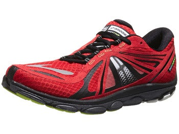 Brooks PureCadence 3 Men's Shoes Red/Black/Nightlife