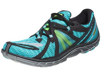 Brooks PureConnect 2 Women's Shoes Blue/Green/Grey