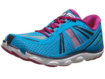 Brooks PureConnect 3 Women's Shoes Blue/Fuchsia/Navy