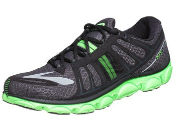 Brooks PureFlow 2 Men's Shoes Anthracite/Green