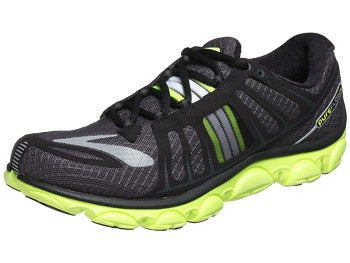 Brooks PureFlow 2 Women's Shoes Blk/Yellow/Silv