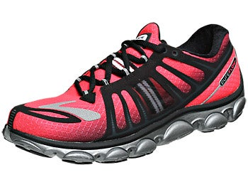 Brooks PureFlow 2 Women's Shoes Pink/Blk/Gry