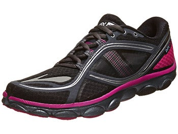 Brooks PureFlow 3 Women's Shoes Black/Fuchsia/Anth
