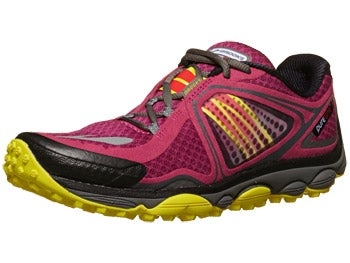 Brooks PureGrit 3 Women's Shoes Sangria/Cherry/Butter