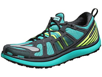 Brooks PureGrit 2 Women's Shoes NightLife/Green/Blk