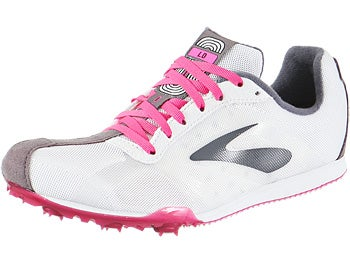 Brooks PR LD Women's Spikes Wh/Gem/Shad