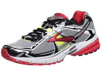 Brooks Ravenna 4 Men's Shoes Lava/NightLife/Black