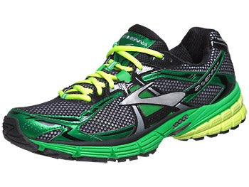 Brooks Ravenna 4 Men's Shoes Green/NightLife/Silv