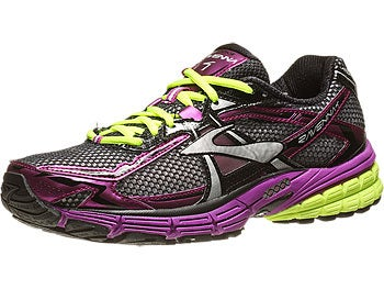 Brooks Ravenna 4 Women's Shoes Flower/NightLife
