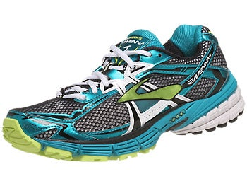 Brooks Ravenna 4 Women's Shoes White/Blue/Lime