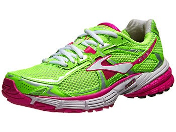 Brooks Ravenna 4 Women's Shoes Green