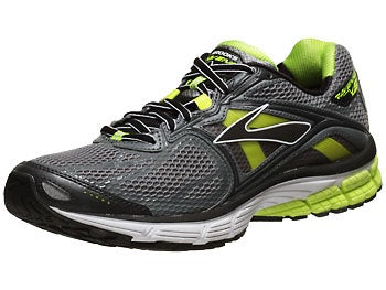 Brooks Ravenna 5 Men's Shoes Grey/NightLife/Black
