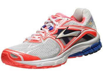 Brooks Ravenna 5 Women's Shoes Coral/Electric/White